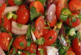 Spicy Tomato Salad