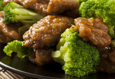 Slow Cooker Beef and Broccoli   Ideal Protein Recipes Naperville Plainfield Bolingbrook