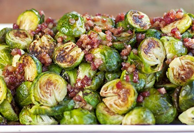 Maple Glazed Brussel Sprouts   Ideal Protein Recipes Naperville Plainfield Bolingbrook